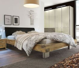 Bett Limeira in Standard-Doppelbettgrößen