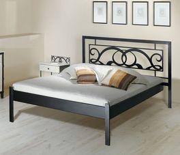 Bett Maringa mit komfortabler Liegehöhe
