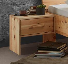 Bett Marmolata mit hochwertiger Holzschublade