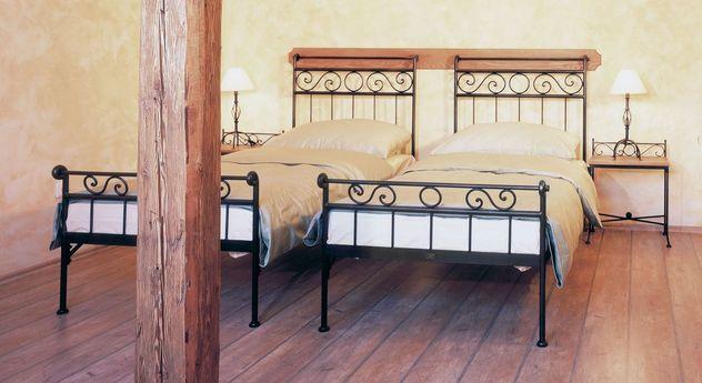 Bett Merlo in praktischer Einzelbett-Größe