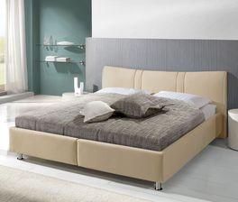 Bett Messina inklusive geräumigem Bettkasten