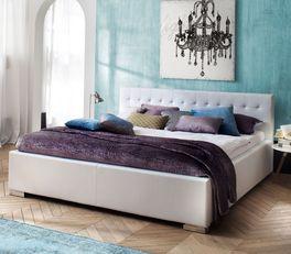 Bett Molare im schlichten Design
