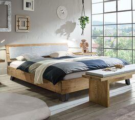 Hochwertiges Holzbett Ormar