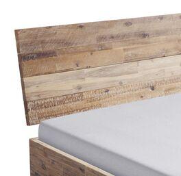 Bett Othon mit extravaganter Relief-Oberfläche