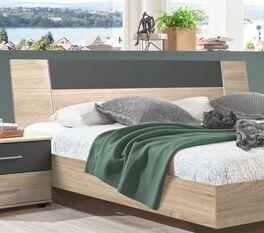 Bett Prenors Kopfteil im modernen Design