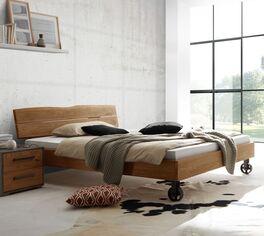 Trendiges Design-Bett Rivoche