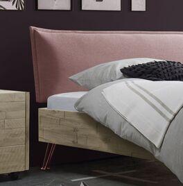 Romantisches Bett Rosalba in Markenqualität