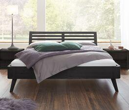 Bett Santa Rosa mit elegantem Sprossenkopfteil