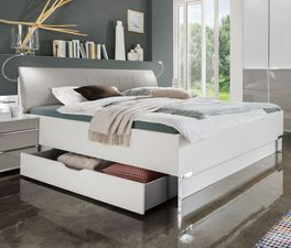 Attraktives Designerbett Shanvalley