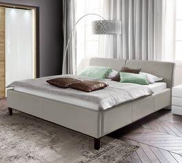 Preiswertes Bett Sulivan mit Komfort-Bettrahmenhöhe
