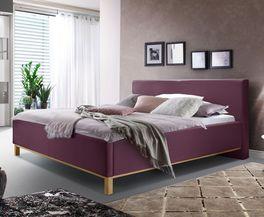 Bett Tranquilo in standartisierten Doppelbettgrößen