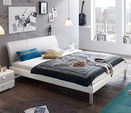 Bett Trentino für Jugendzimmer geeignet
