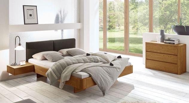 Bett Vallenar mit passenden Schlafzimmermöbeln