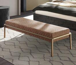 Bettbank Gran Rosario in angesagtem Retro-Design