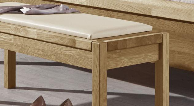 Hochwertige Bettbank Praia mit einem bequemen Sitzpolster