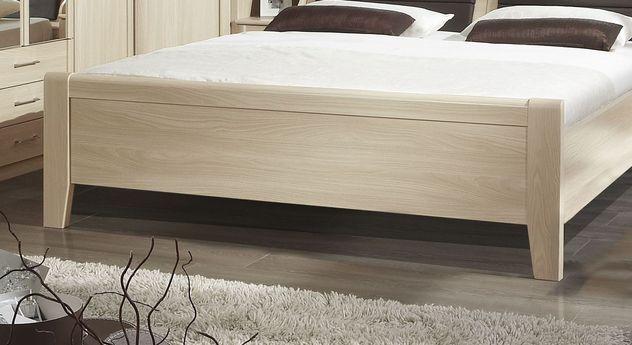 Bettbrücken-Bett Palenas robustes Fußteil