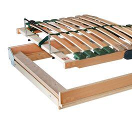 Bettkasten-Lattenrost youSleep Motor komfort elektrisch verstellbar