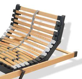 Ideal ergonomischer Bettkasten-Lattenrost youSleep Motor slim