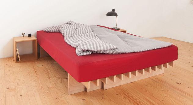 Komfortables Bettsystem Tojo Parallel für Übernachtungsgäste