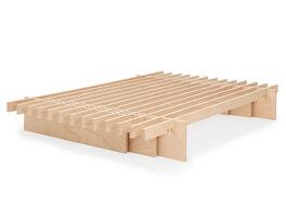 bett zum selber schnell aufbauen und abbauen multiplex tojo parallel. Black Bedroom Furniture Sets. Home Design Ideas