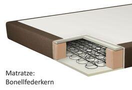 Bonell-Federkern-Matratze im Härtegrad 2 und 3