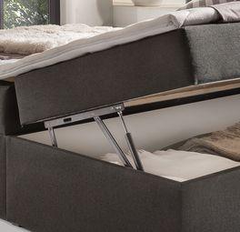 Praktisches Boxbett Belcastro mit geräumigem Bettkasten