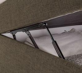 Boxsbett Mileto mit Stauraum für Bettwaren