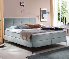 Boxspringbett Fronika in stilvollem Design