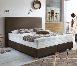 Boxspringbett Independence mit hochwertigem Schlafsystem