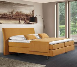 Boxspringbett Pistoia in moderner Optik