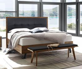 Elegantes Boxspringbett Sagunto für angenehmen Schlafkomfort