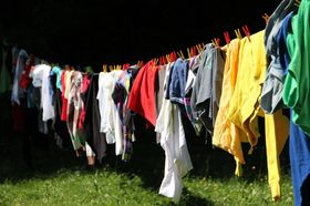 Buntwäsche Textilpflege
