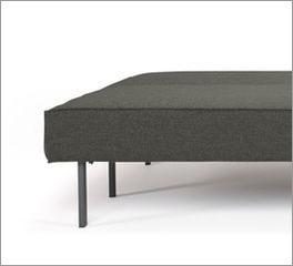Couch Ellwood als praktischer Schlafplatz