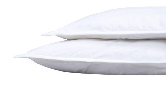 Leichte Daunen-Bettdecke Pyrenex Basic warm mit Biese