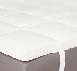 Daunen-Topper PYRENEX medium als hochwertige Schlafauflage