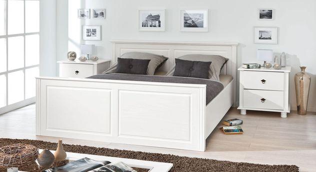 Doppelbett Wien im modernen Landhausstil