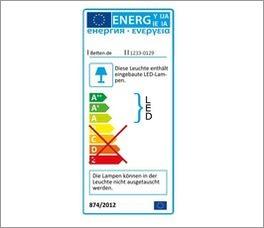 Drehtüren-Kleiderschrank Dolavons Energieverbrauch der Schrankbeleuchtung