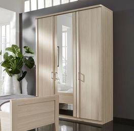 Drehtüren-Kleiderschrank Montego mit drei Türen