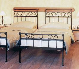 Einzelbett Merlo fürs Gäste-Schlafzimmer