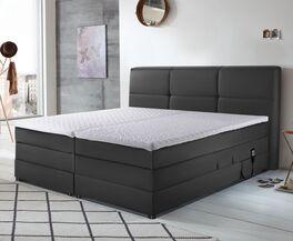 Elektro-Boxspringbett Veroli in komfortabler Doppelbettgröße