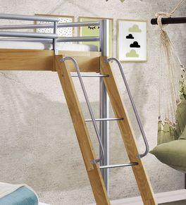 Etagenbett Steven optional mit Treppenbügel