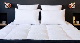 Füllmaterial für Bettwaren Decken und Kissen