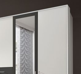 Funktions-Kleiderschrank Belcastro optional mit Passepartout-Rahmen