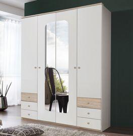 Funktions-Kleiderschrank Corvara inklusive Einlegeböden und Kleiderstangen