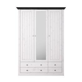 Funktions-Kleiderschrank Imala mit 4 Schubladen