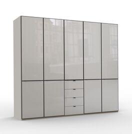 Funktions-Kleiderschrank Loyd für moderne Schlafzimmer