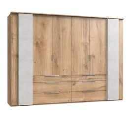 Funktions-Kleiderschrank Pomona mit praktischen Schubladen