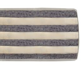 Futonsofa Nespolo mit acht Lagen Wollmix