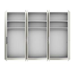 GALLERY M Drehtüren-Kleiderschrank IMOLA W in Weiß inklusive Innenausstattung