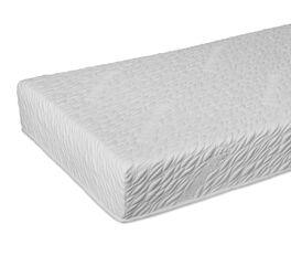 Gelschaum-Matratze CleverSleep Comfort mit Doppeltuch-Bezug
